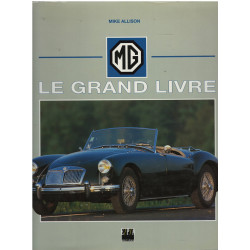 LE GRAND LIVRE MG / Mike ALLISON / EDITIONS EPA-9782851204714