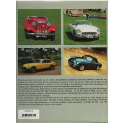 MG LE GRAND LIVRE - EPA Librairie Automobile SPE 9782851204714