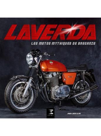 LAVERDA LES MOTOS MYTHIQUES DE BREGANZE / ETAI