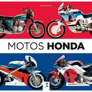 MOTOS HONDA / ETAI 9791028303853