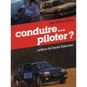 Conduire... Piloter ? / Fabre Jean-Michel / France Loisirs-9782724234091
