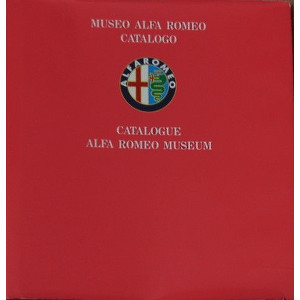 Catalogue Alfa Romeo Museum / Giancenzo Madaro / Edition Automobilia-8885058434