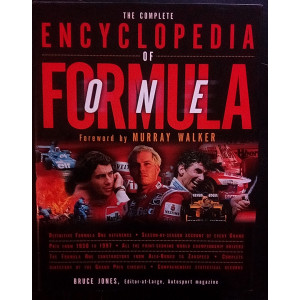 The Complete Encyclopedia of Formula One / Murray Walker / Edition Jones Bruce-9781858685151