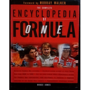 The Complete Encyclopedia of Formula One 1950-1999 / Murray Walker / Edition Jones Bruce-9781842220573
