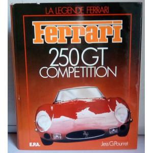 FERRARI 250 GT COMPETITION (2° édition) / Jess POURET / Edition EPA-2851200534