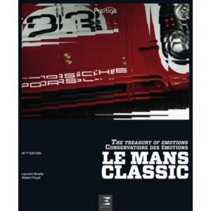LE MANS CLASSIC 2018  / Laurent Nivalle et Robert Puyal / Editions ETAI-9791028303150