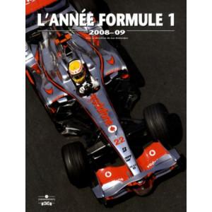 L'Année Formule 1 - Edition 2008-2009 / Luc Domenjoz / Editeur Chronosports-9782847071474