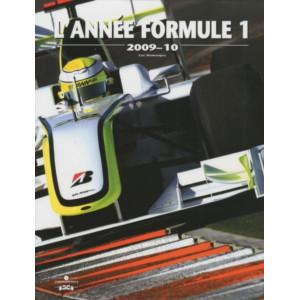 L'Année Formule 1 - Edition 2009-2010 / Luc Domenjoz / Editeur Chronosports-9782847071627