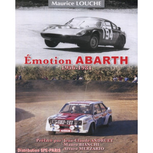 EMOTION ABARTH 1956-1981 / MAURICE LOUCHE-9782954445274