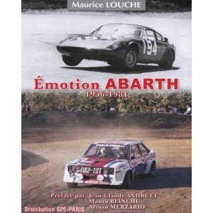 EMOTION ABARTH 1956-1981 / MAURICE LOUCHE-9782954445274