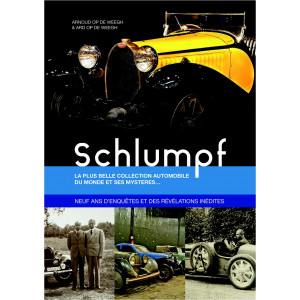 SchlumpfLA PLUS BELLE COLLECTION AUTOMOBILE DU MONDE ET SES MYSTERES… / Le voyageur éditions -9782362140419