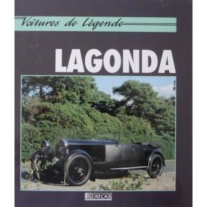 Lagonda Voitures de légende / Richard Bird / Edition ATLAS-9782731215328