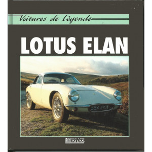 Lotus ELAN Voitures de légende / Wherrett Duncan / Edition ATLAS-9782731214819
