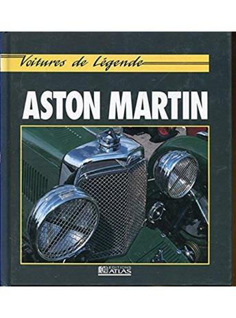 ASTON Voitures de légende / Nixon Chris / Editions ATLAS-9782731212181