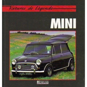 MINI Voitures de légende / Chris Bennett / Edition ATLAS-9782731212402
