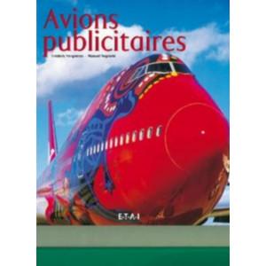 Avions publicitaires / Manuel Negrerie / Editions ETAI-9782726893722