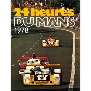 24 heures du Mans 1978 / Christian Moity et Jean-Marc Teissèdre