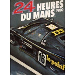 24 heures du Mans 1980 / Christian Moity et Jean-Marc Teissèdre / Edition ACLA