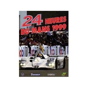 24 heures du Mans 1999 / Christian Moity et Jean-Marc Teissèdre / Edition IHM-9782930120416