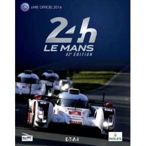 24 heures du Mans 2014 / Jean-Marc TEISSEDRE, Christian MOITY / Edition ETAI-9791028300302