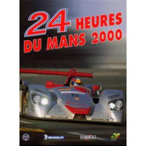 24 heures du Mans 2000 / Christian MOITY / Edition Chronosports-9782940125500