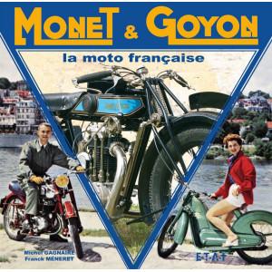 Monet & Goyon : La moto française / Michel Gagnaire / Edition ETAI-9782726894484