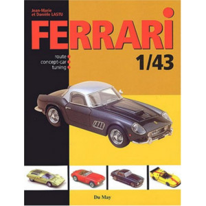 Ferrari 1/43 - Jean-Marie Lastu / Edition DU MAY-9782841020829