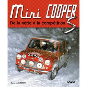 Mini Cooper et S / Enguerrand Lecesne / Edition -9782726887776