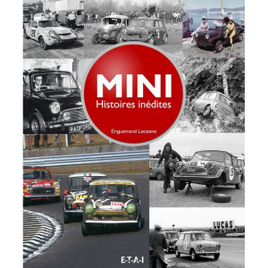 MINI Histoires inédites / ENGUERRAND LECESNE / Edition ETAI-9782726897768