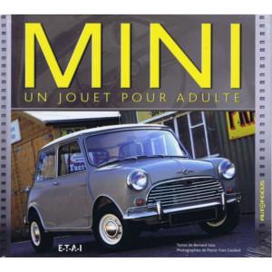 MINI, UN JOUET POUR ADULTE Librairie Automobile SPE 9782726895740