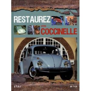 RESTAUREZ VOTRE COCCINELLE / ETAI-9782726888001