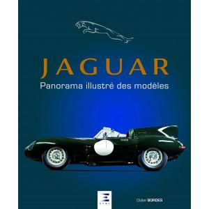 Jaguar Panorama illustré des modèles / Didier Bordes / Edition ETAI-9791028303815