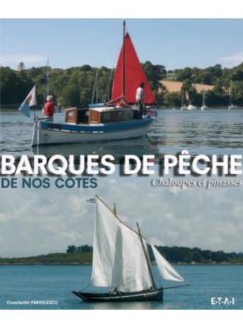 Barques de pêche / Constantin Pârvulesco / Edition ETAI-9782726895313