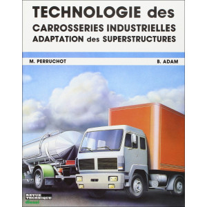 Technologie des carrosseries industrielles / M. Perruchot / Edition ETAI-9782726880425