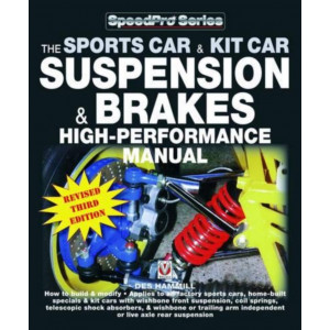 The Sports car & Kit car SUSPENSION & BRAKES / Edition Veloce-9781845842079
