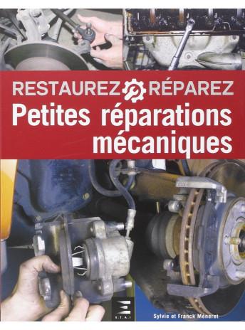 Petites réparations mécaniques , Restaurez et réparez / Sylvie Méneret / Edition ETAI-9791028301514