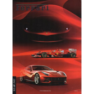 THE OFFICIAL FERRARI MAGAZINE N°19 - YEAR 2012