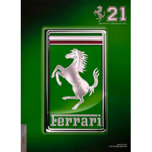 THE OFFICIAL FERRARI MAGAZINE N°21 - GREEN