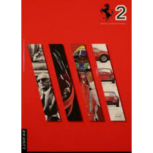 THE OFFICIAL FERRARI MAGAZINE N°2 - LANGUAGE