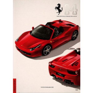 THE OFFICIAL FERRARI MAGAZINE N°14 - FREEDOM
