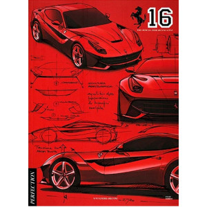 THE OFFICIAL FERRARI MAGAZINE N°16 - PERFECTION