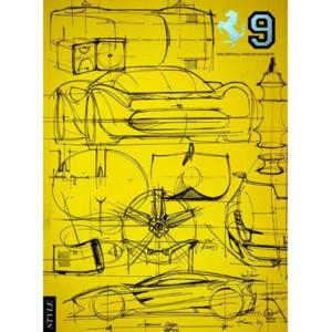 THE OFFICIAL FERRARI MAGAZINE N°9 - STYLE