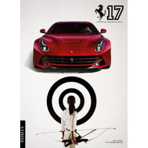 THE OFFICIAL FERRARI MAGAZINE N°7 - WOMAN