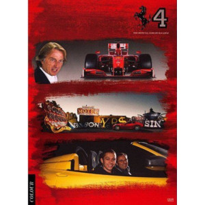 THE OFFICIAL FERRARI MAGAZINE N°4 - COLOUR