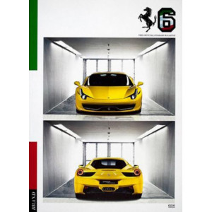 THE OFFICIAL FERRARI MAGAZINE N°6 - BRAND