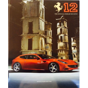 THE OFFICIAL FERRARI MAGAZINE N°12 - DIFFERENCE
