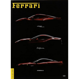 THE OFFICIAL FERRARI MAGAZINE N°7 - YEAR 2009