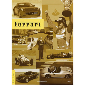 THE OFFICIAL FERRARI MAGAZINE N°15 - YEAR 2011
