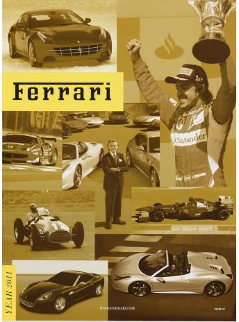 THE OFFICIAL FERRARI MAGAZINE N°15 - YEAR 2011