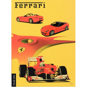 THE OFFICIAL FERRARI MAGAZINE N°11 - YEAR 2010